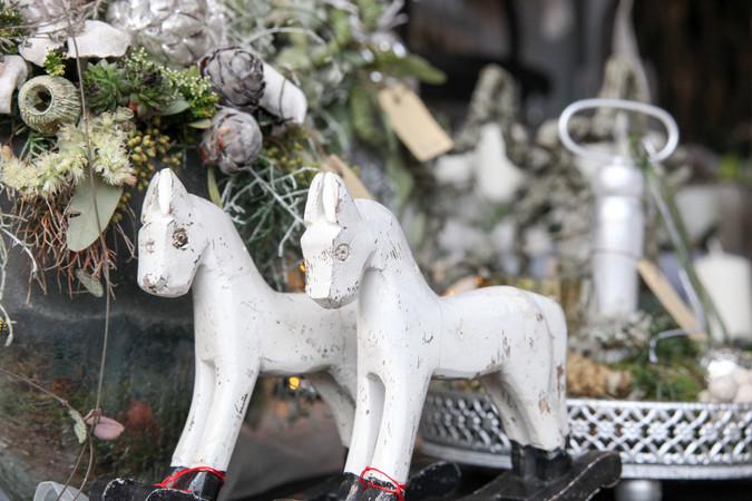 Weihnachten bei Garten und Dekoration - Impression